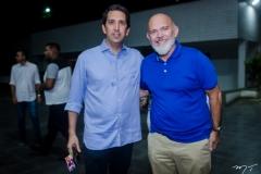 Giuliano Loureiro e Gilberto Dias