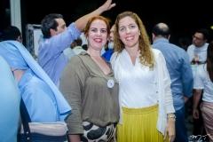 Irene Dantas e Ticiana Rolim Queiroz