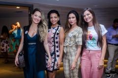 Ive Mendes, Angélica Monteiro, Nara Nuth e Aline Kemp