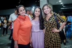 Kercia Montezuma, Ana Clara e Maria Taumaturgo