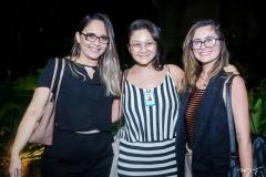 Mayra Pinho, Caroline Braga e Vanessa Queiroga