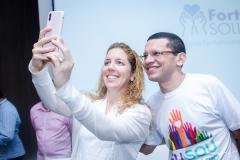 Ticiana Rolim Queiroz e Renato Lima