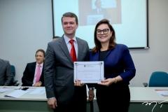 Ariano Ponte e Denise Cavalcante