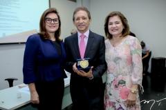 Denise Cavalcante, Djalma Pinto e Neuma Dias