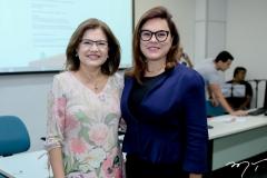 Neuma Dias e Denise Cavalcante