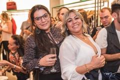 Ana Cristina Alecar e Socorro Pirez