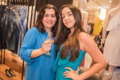 Gardenia e Cecilia Negreiros