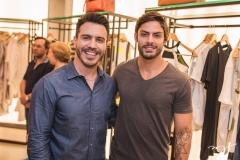 João Berlezi e Pedro Pucci