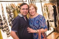 Luiz Hernesto e Onira Silveira
