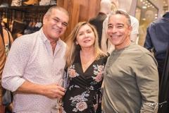 Nireudo Duarte, Ireucir Duarte e Valdir Araujo