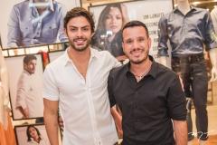 Pedro Pucci e Rodrigo Mota