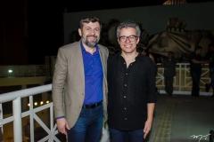 Élcio Batista e Fabiano Piuba