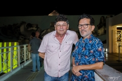 Eugenio Lendro e Mario Sanders