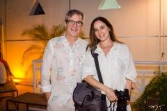 Luiz Braga e Ana Stewart