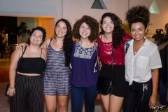 Mariana Bessa, Mariana Tavares, Lara Medeiros, Marina Soares e Tatiana Lima (1)