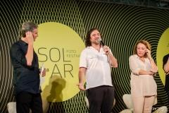 Tiago Santana, Beto Skeff e Bete Jaguaribe (2)