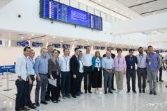 Fraport inaugura novo espaço de check-in do Aeroporto de Fortaleza