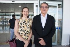 Ianna Guimarães e Arialdo Pinho