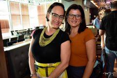 Cássia Saldanha e Renata Lima