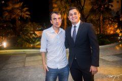 Carlos Rocha e Romualdo Neto