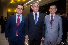 Domingos Cordovil, Cid Alves e Alberto Farias
