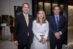Erinaldo Dantas, Águeda Muniz e João Milton