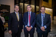 Erinaldo Dantas, Geraldo Luciano e João Milton
