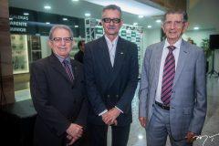 João Araújo Sobrinho, Maia Junior e Alberto Farias