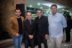 Pedro Pinto, João Aluísio Sobrinho, Fred Pinho e Marcos Oliveira-1