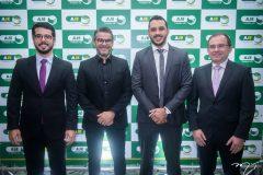 Rafael Fujita, Ferd Pinho, Valdemir Alves e Leonardo Bayman