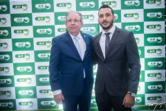 Ricardo Cavalcante e Valdemir Alves