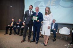 Valdemir Alves, Edson Aroche e Águeda Muniz