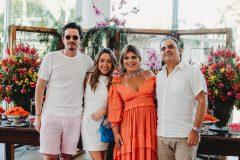 Ivens Neto, Lissa Dias Branco, Gisela e Herbert Vieira