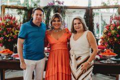 Paulo Vale, Gisela Vieira e Iracema Vale