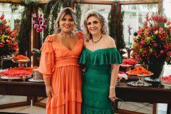 Gisela Vieira e Graça da Escóssia,