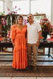Gisela e Hebert Vieira
