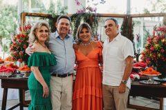 Graça da Escóssia, Ivens Dias Branco Jr. Gisela e Herbert Vieira