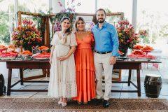 Nathália da Escóssia, Gisela Vieira e Oswaldo Duarte