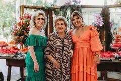 Graça da Escóssia, Consuelo Dias Branco e Gisela Vieira