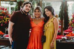 Luciano Dias Branco, Gisela Vieira e Maria Eduarda Pontes