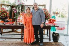 Gisela Vieira e Ricardo Ayres de Moura