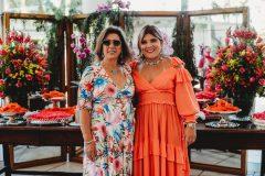 Regina Dias Branco e Gisela Vieira