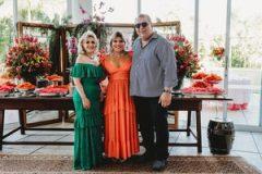Graça da Escóssia, Gisela Vieira e Ricardo Ayres de Moura