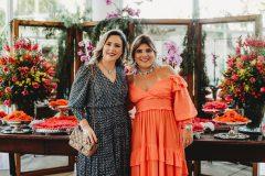 Suyane Dias Branco e Gisela Vieira