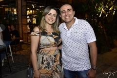Eloisa Gurgel e Rubens Gonçalves
