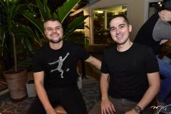 Glauco Brasileiro e Ricardo Lima