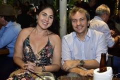 Isabela Fiuza e Tulio Freitas