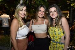 Joyce Godinho, Marcela Dular e Ana paula Xinor