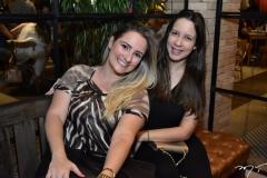 Juliana Ximenes e Nivia Albuquerque