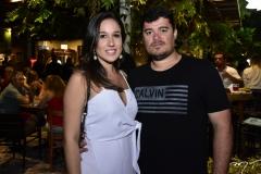 Maira Cesar e Ricardo Lima